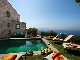 7 bedroom Villa in Sorrento, Campania, Italy : ref 5218132