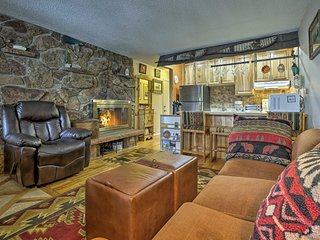 Winter Park Condo Only 2 Miles from Ski Lifts!