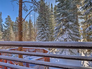 NEW! 1BR Breckenridge Condo 5 Mins to Chairlift!