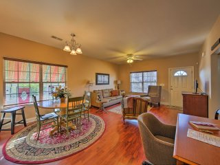 NEW! 'Downtown Great Getaway' 3BR Nashville Home!