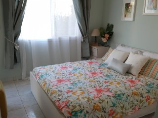 Beautifull 2 bedroom apartment by the sea, Molos