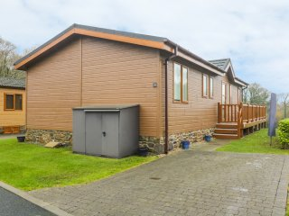 LODGE 78, WiFi, open plan, decking, Ref 965760