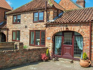 THE OLD DAIRY, ground floor barn conversion, summerhouse, pet-friendly, WiFi, in