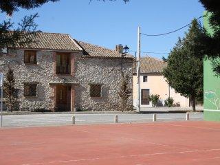 La Lunita de Enero, casa para 4 a 7 personas en Paradinas, Segovia