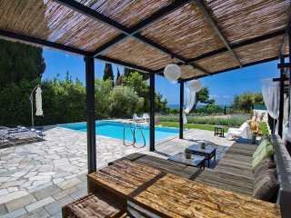 Villa Minetti, Lourdas, Kefalonia