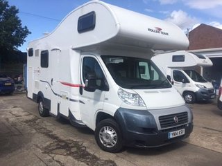Premium Motorhome Hire in Desford, Leicestershire.