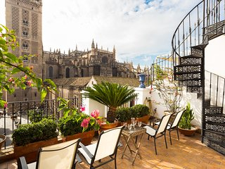 Casa Catedral. 4 bedrooms, private terrace, views