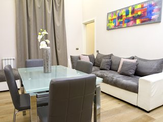 Cosy and stylish 2beds flat 3 mins from Piazza di Spagna