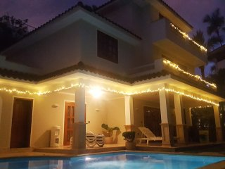 Lux Villa B,Private Pool - Residential Los Corales - ONLY $450, 1st To 20th DEC!