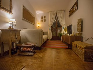 Duplex with 2 bedrooms in Ronda, with wonderful mountain view, balcony and WiFi