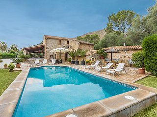 Catalunya Casas: Villa Mossa for 6 guests, only 2km to Mallorca beaches!