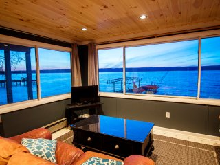 Seneca Lake Waterfront, Central to Wine Trail - Sleeps 6