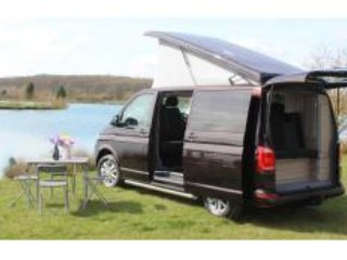 Campervan hire Desford
