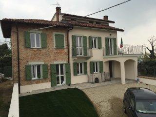Wonderful villa in Rocca d'Arazzo