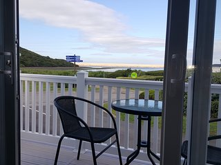 Littlesea holiday park, Weymouth. Private Holiday home to let with sea view.