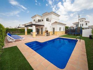Villa Morena - A Murcia Holiday Rentals Property