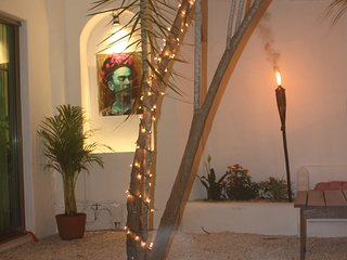 Casa Frida , Centro Playa del Carmen , 100 Metros Del mar caribe