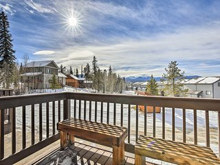 NEW! 2BR+ Winter Park Condo w/Amenities & Views!