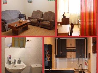 Cozy New Yerevan City Center Family 2 Bedroom Apartment by CityHeart Armenia