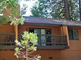 Lovely dog-friendly condo near Shaver Lake attractions and skiing at China Peak
