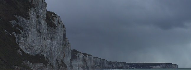 Cliffs of Yport