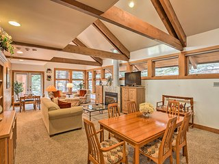 Upscale Vail Home w/Private Sauna - Walk to Lifts!