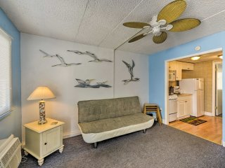 NEW! 1BR Ocean City Condo -Walk to Boardwalk/Beach