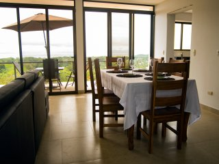 Casa Unicornio- Best value! Oceanview, easy access, infinity pool, A/C,hot H2o
