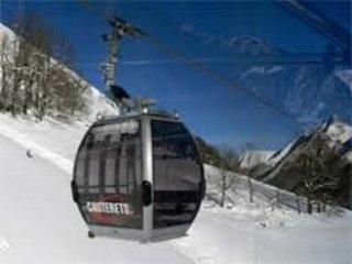 Studio 2/4 pers plein centre proche Telecabines ski - Thermes vue Gave Montagne