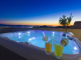 Vodice,50m from the see,attractive  Studio apartment 2+1