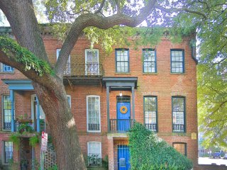 Stay with Lucky Savannah: Main + Garden Homes on Historic Jones Street