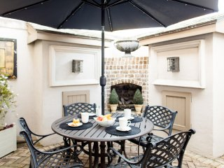 Historic Two Bedroom Home with Private Courtyard!
