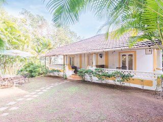 3BHK villa for a family vacation, close to Mapusa River