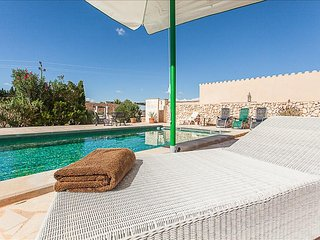 'VILLA FAVELA' WITH POOL NEAR ES TRENC L12E 12513