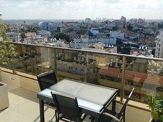 Apartments on Sokolov Street in Netanya
