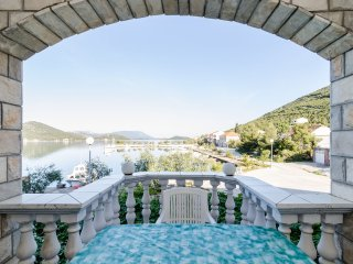 2BEd apt in Brijesta, Peljesac!
