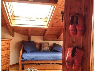 Tranquilo y acogedor dúplex en Llívia, Pirineos Orientales