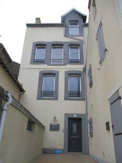 Notre immeuble avec vue mer exceptionnelle de chaque appartement