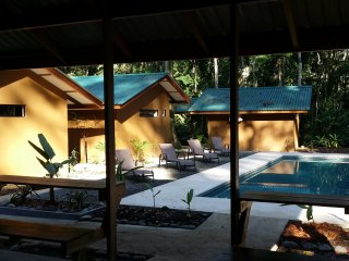 Pipa Lodge, jungle beach & sun Bungalow 2