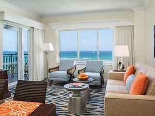 Marriott BeachPlace Tower - 2 bedroom villa - reduced rates Jan 3-5!