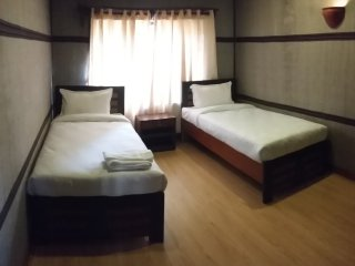 This is a newly open guest house situated at the center of patan durbar square.