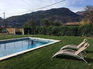 Villa Eugenie, entre mer et montagne