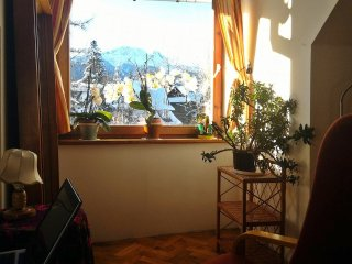 Tatra View & Library Apartment