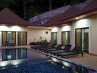 Acasia Pool Villa 9 BR Kamala