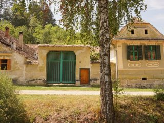 House with 2 bedrooms in Richiș, with enclosed garden