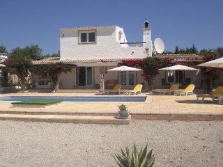 Villa with private pool and spectacular views