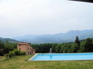 Monte Rotondo, large pool, near restaurant