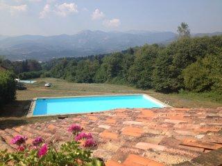 Monte Rotondo, large pool, near restaurant