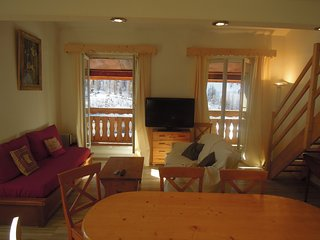 Apartment - 50 m from the slopes
