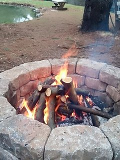 Did I mention we supply the wood for your camp fires?